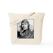 """Faces """"Lindbergh"""" Tote Bag"""