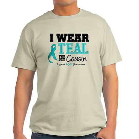 IWearTeal Cousin Light T-Shirt