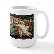 Birth of Venus by Botticelli Ceramic Mugs