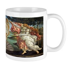 Birth of Venus by Botticelli Small Mug
