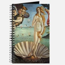 Birth of Venus by Botticelli Journal