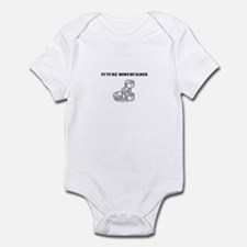 Future Bodybuilder Infant Bodysuit