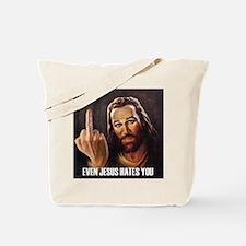 Cute Hate you Tote Bag