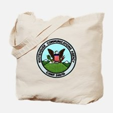 Camp David Communications Tote Bag