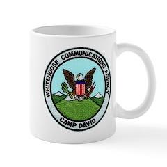 Camp David Communications Mug