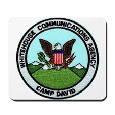 Camp David Communications Mousepad