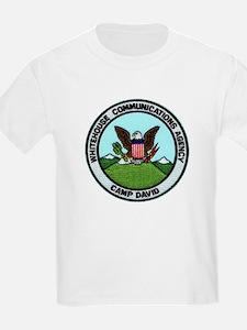 Camp David Communications T-Shirt