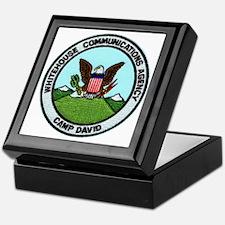 Camp David Communications Keepsake Box