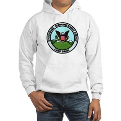 Camp David Communications Hooded Sweatshirt