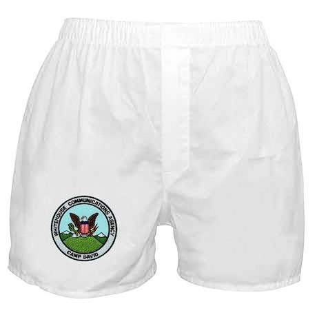 Camp David Communications Boxer Shorts