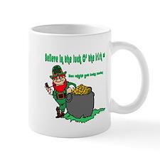 Lucky Irish Mug