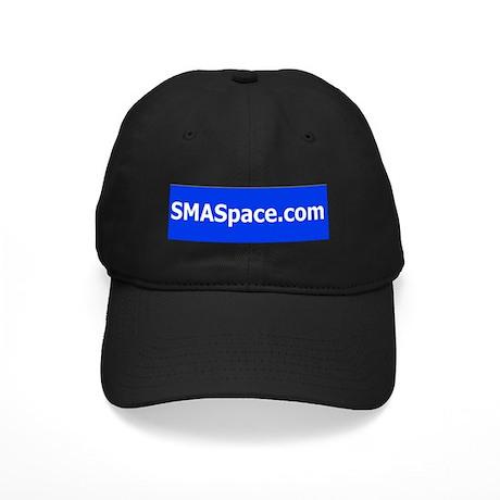 Official SMASpace Merchandise Black Cap