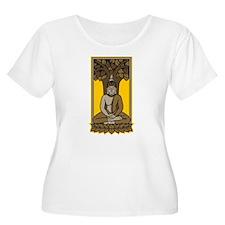 Buddha Under Bodhi Tree T-Shirt
