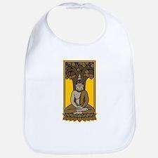 Buddha Under Bodhi Tree Bib