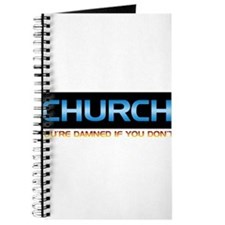 You're Damned If You Don't Journal