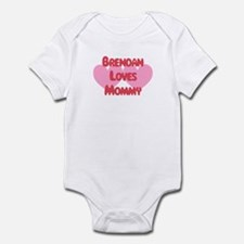 Mommy Loves Brendan Infant Bodysuit