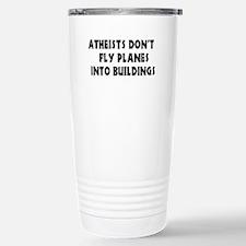 Atheist Truth Stainless Steel Travel Mug