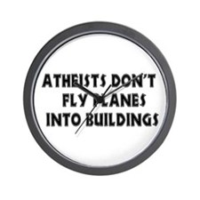 Atheist Truth Wall Clock