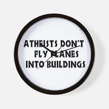 Atheist Truth Wall Clock