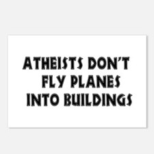 Atheist Truth Postcards (Package of 8)