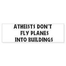 Atheist Truth Bumper Sticker