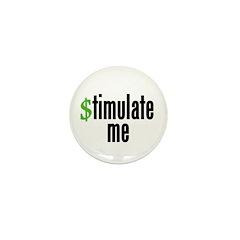 """""""stimulate me"""" Mini Button (10 pack)"""