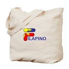 Filapino Tote Bag