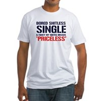 Priceless Fitted T-Shirt