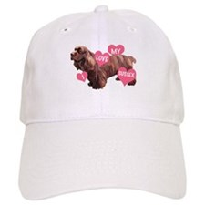 Sussex Spaniel Love Baseball Cap