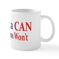 America Can Mug