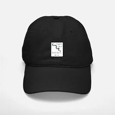 Rainbow Boa Baseball Hat