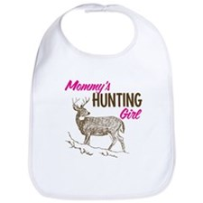 Mommy's Hunting Girl Bib