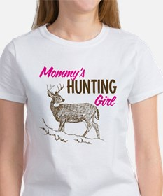 Mommy's Hunting Girl Tee