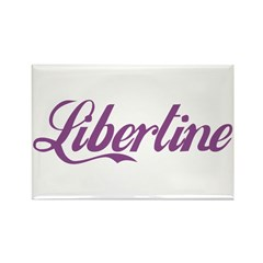 Libertine Rectangle Magnet (100 pack)
