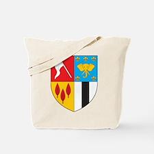 Brazzaville Coat of Arms Tote Bag
