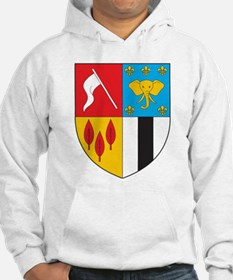 Brazzaville Coat of Arms Hoodie