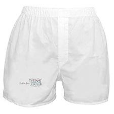 Bichon Frise Fun Boxer Shorts