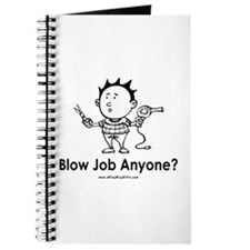 Hair Blow Journal