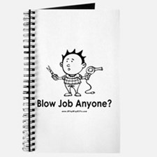 Hair Blow Journal