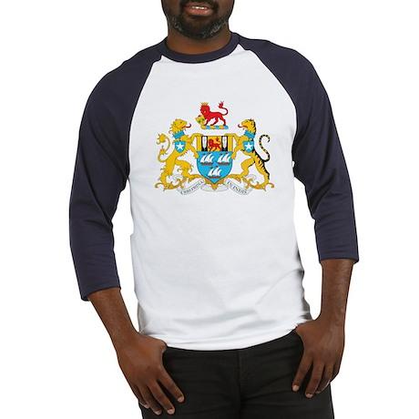 Bombay Coat of Arms Baseball Jersey