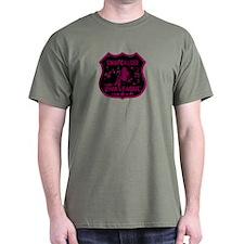 Swing Dancer Diva League T-Shirt