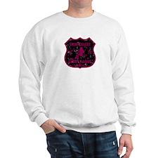 Swing Dancer Diva League Sweatshirt