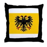 Holy Roman Empire Flag Throw Pillow