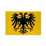 Holy Roman Empire Flag Rectangle Magnet