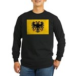 Holy Roman Empire Flag Long Sleeve Dark T-Shirt