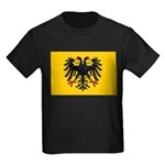 Holy Roman Empire Flag Kids Dark T-Shirt
