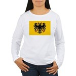 Holy Roman Empire Flag Women's Long Sleeve T-Shirt