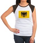 Holy Roman Empire Flag Women's Cap Sleeve T-Shirt