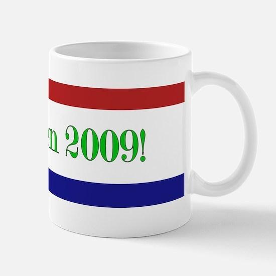 Franken '09 Mug
