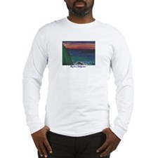 Long Sleeve T-Shirt/Big Sur, CA
